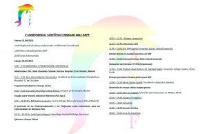 PROGRAMA-5A-CONFERENCIA-CIENTIFICO-FAMILIAR-22-05-2021-NIEMANN-PICK-FUENLABRADA-ANPF